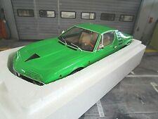 ALFA ROMEO Montreal Coupe V8 rgrün green 1970 1/750 KK Metall 1:18
