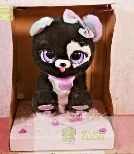 Present Pets - Glitter Puppy - Interactive Plush Pet Toy, Casey