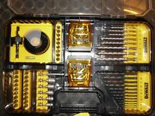 DeWalt Combination Drill & Screwdriver Bit Set 100 Piece DT71569-QZ