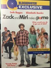 ZACK AND MIRI MAKE A PORNO - Blockbuster DVD Exclusive Bonus Footage Seth Rogen