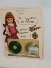 2 Small Records In Package That Go To A Zapf Creations Doll