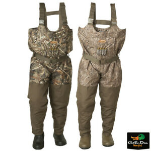 AVERY OUTDOORS BREATHABLE CHEST WADERS - CAMO DUCK HUNTING WADER -