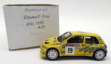 Formula 43 Kits 1/43 Scale White Metal - #19 Renault Clio RAC Rally 1995 #19