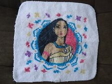 Disney Pocahontas Vintage Wash Cloth