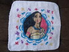 Disney Pocahontas Vintage Wash Cloth