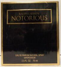 Ralph Lauren Notorious for Women 2.5oz Eau De Parfum Spray NEW