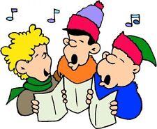 CHRISTMAS CAROLS & SONGS CD FESTIVE & SEASONAL SINGING. XMAS CHEER, HOLIDAYS