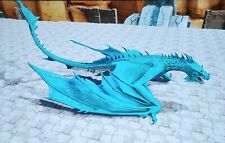 Ark Survival Evolved Xbox One PVE 175 Blue/Cyan Fire Wyvern Clone- New Servers