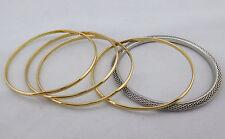INC International Concepts 5-Pc Bangle Bracelet Set Msrp $29.50  *NEW *