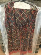 Anthroologie Corey Lynn Calter 100% Silk Top - Blouse - Abstract Berries - 12