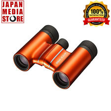 NIKON Binoculars ACULON T01 8-21 ACT01 Roof Prism Orange ACT018X21OR