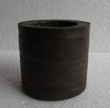 Vintage Old Wooden Hand Carved Indian Grain Measurement Pot, Collectible