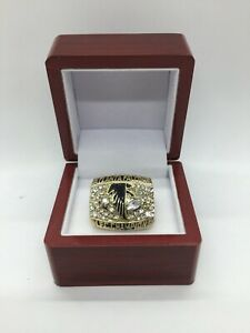1998 Atlanta Falcons Randall Cunningham NFC Championship Ring Set with Box