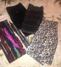 Womens Mini skirt Lot