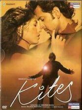KITES (2010) HRITHIK ROSHAN, BARBARA MORI ~ BOLLYWOOD HINDI DVD