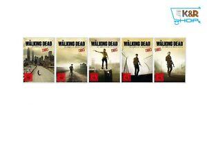 The Walking Dead UNCUT komplette Staffeln 1-5 DVD +18 Jahre