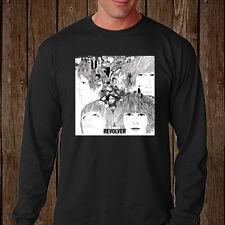 The Beatles Revolver *John Lennon Rock Legend Long Sleeve T-Shirt Size S-3XL