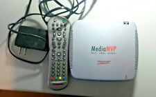Hauppauge Media MVP music Videos Pictures 86019 Streaming Box Remote Control