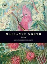 Marianne North Gift Wrap by RBG Kew 9781842466810 | Brand New | Free UK Shipping