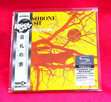 Wishbone Ash Pilgrimage SHM MINI LP CD JAPAN UICY-94484