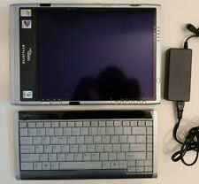 Fujitsu Stylistic ST5032 60GB 12.1in PC Tablet w/ Wacom Stylus Pen, Keyboard