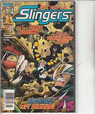 Slingers-Issue 2-Marvel Comics 1999-Comic