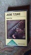 """Judie Tzuke,""""Sports Car"""" cassette"""