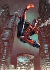 groß Wandgemälde Tapete für Kinderzimmer Marvel Spiderman 254x184cm Comics