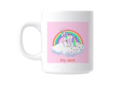 Unicorn Personalised Gift Mug