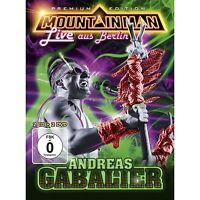 ANDREAS GABALIER - MOUNTAIN MAN-LIVE AUS BERLIN (LIMITED.EDITION  2 CD+2DVD NEU