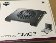 Cooler Master Notepal CMC3 Silent Fan Laptop Cooling Pad-New