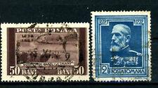 Rumänien_1939 Mi.Nr. 570-580 König Karl I. Geburtstag