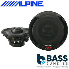 "ALPINE SPR-50 5.25"" 13 cm 540 Watts a Pair 2 Way Coaxial Car Van Door Speakers"