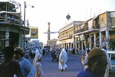 Photo. 1960-1. Kuwait. Street Scene - Pepsi Cola