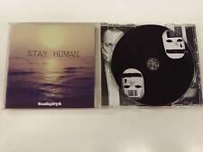 SOULSPIRYA STAY HUMAN CD