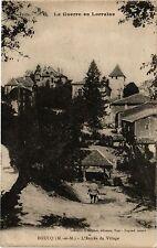 CPA  Boucq - L'Entrée du Village  (385957)