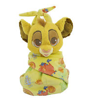 Disney Baby Simba fromThe  Lion King Blanket in a Pouch Blanket Plush Doll NEW