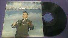 Mario Lanza - You Do Something To Me - RCA Camden - CAL 450 - Vinyl Record