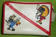 Mickey Mouse and Minnie Vintage Coin Purse Taiwan