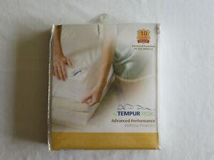 SPLIT ! Tempur-Pedic Advanced Performance Mattress Protector Split Cal King 2008