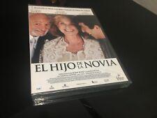 EL HIJO DE LA NOVIA DVD RICARDO DARIN HECTOR ALTERIO NORMA PRECINTADO NUEVA