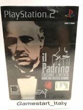 IL PADRINO EDIZIONE LIMITATA - SONY PS2 - VIDEOGIOCO NUOVO SIGILLATO NEW PAL
