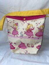 Tasche Utensilien Tasche Kindergarten Tasche Prinzessin m.abnehmbaren Träger