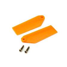Blade 130X - BLH3733OR - Orange Tail Rotor Blade Set