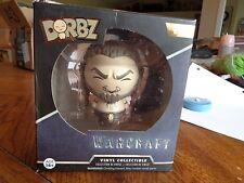 Funko Dorbz Warcraft Game Movie DUROTAN Vinyl Figure-New