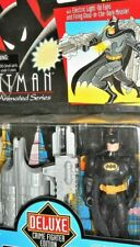 Batman the animated series POWER VISION BATMAN deluxe 1993 dc universe kenner