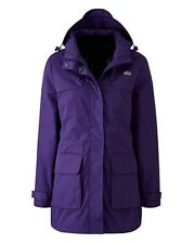 Ladies Snowdonia 3 In 1 Padded Jacket size 22, violet /black