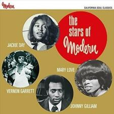 VARIOUS ARTISTS STARS OF MODERN [FOUR TRACK LIMITED EDITION EP] [SINGLE] NEW VIN