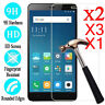 2X 3X Tempered Glass Protective Screen Protector For Xiaomi Redmi Note 4 / 4X A1
