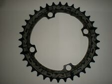 Race Face Narrow Wide Chainring 36 tooth 104 BCD Black NEW TAKE-OFF